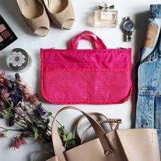 Органайзер для сумки (розовый)