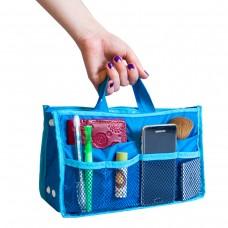 Органайзер для сумки 29*19*8 см (голубой)