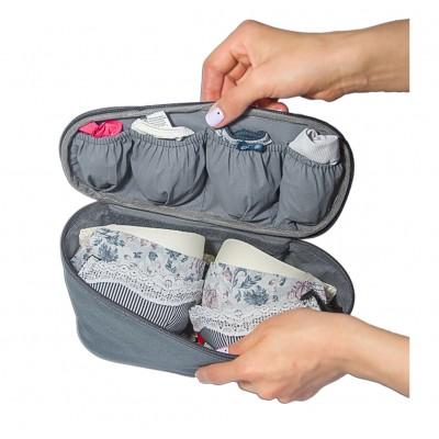 Купить туристический органайзер для белья (серый)
