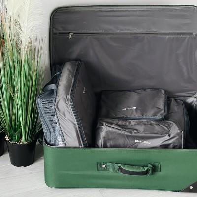 Купить дорожные органайзеры в чемодан для вещей 5 шт (серый)