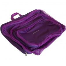 Сумочки в чемодан 5 шт (фиолетовый)