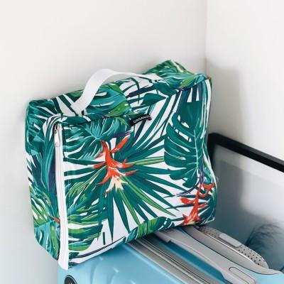 Купить среднюю дорожную сумка для вещей 30*27*12 см (джунгли)