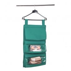 Подвесной органайзер для хранения сумок Plus (лазурь)