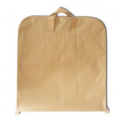 Купить складной чехол для перевозки одежды с ручками длина 130 см (бежевый)