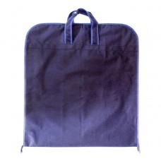 Складной чехол\кофр для одежды с ручками длиной 130 см (синий)