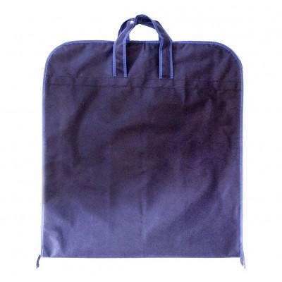 Купить складной чехол\кофр для одежды с ручками 60*130 см (синий)