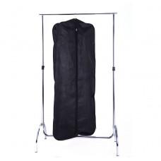 Чехол для объемной одежды с ручками длиной 150 см и бортом 15 см (черный)