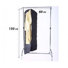 Чехол для одежды 60*150 см (черный)