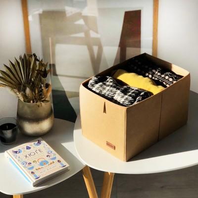 Купить плотный органайзер для хранения вещей 30*19*17 см