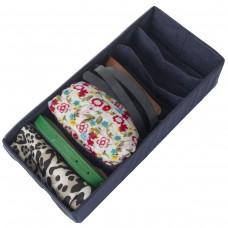 Коробочка для носочков и ремней (джинс)