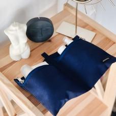 Органайзер для путешествий для документов 30*18 см (синий)