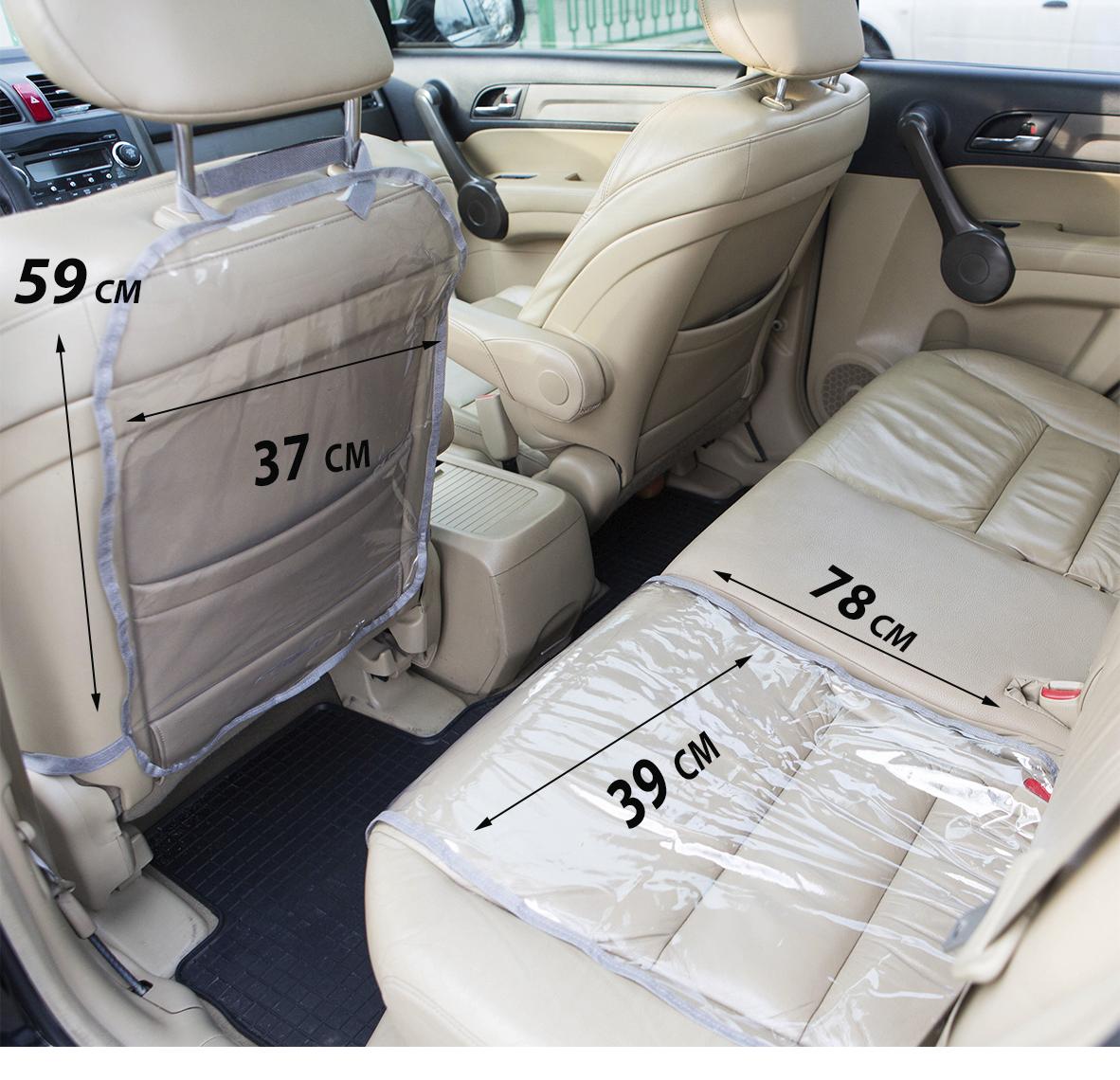 защита на спинку сидения в машину купить